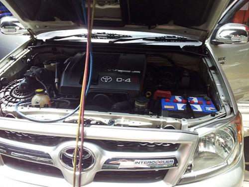 เปลี่ยนแบตเตอรี่รถยนต์ Toyota C-4D