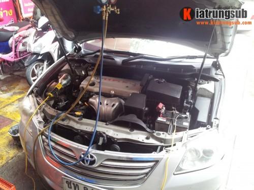 ซ่อมรถยนต์ toyota