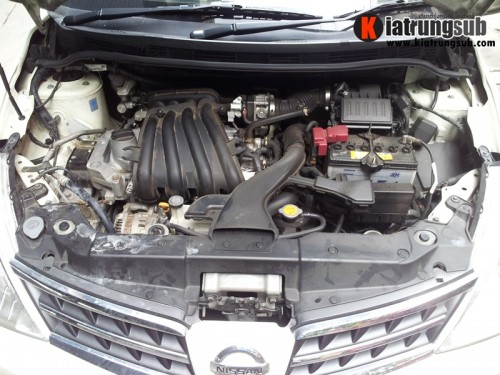 เปลี่ยนแบตเตอรี่รถยนต์ nissan – 3K แบตเตอรี่