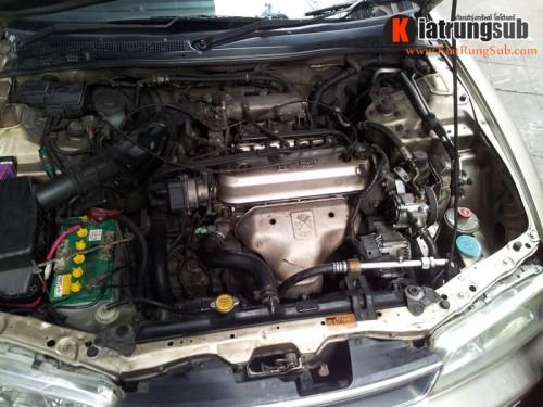 ซ่อมคอมแอร์รถยนต์ Honda