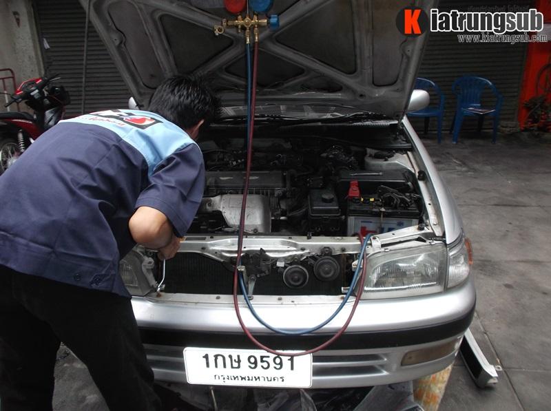 ซ่อมรถยนต์ ปิ่นเกล้า
