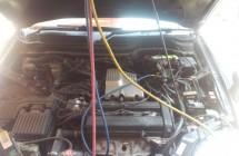 ซ่อมคอมแอร์รถยนต์