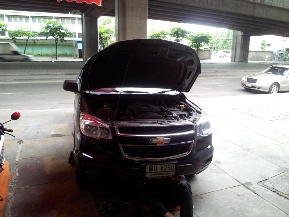 ซ่อมเบรครถยนต์