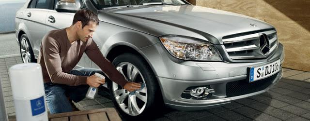 วิธีดูแลรักษารถยนต์