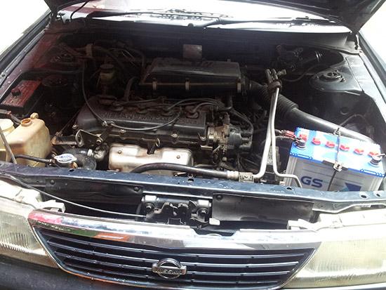 ซ่อมช่วงล่างรถยนต์ Nissan V14