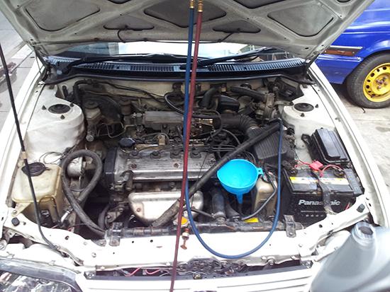 ซ่อมรถยนต์ Toyota Corolla