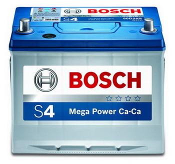 แบตเตอรี่รถยนต์ bosch