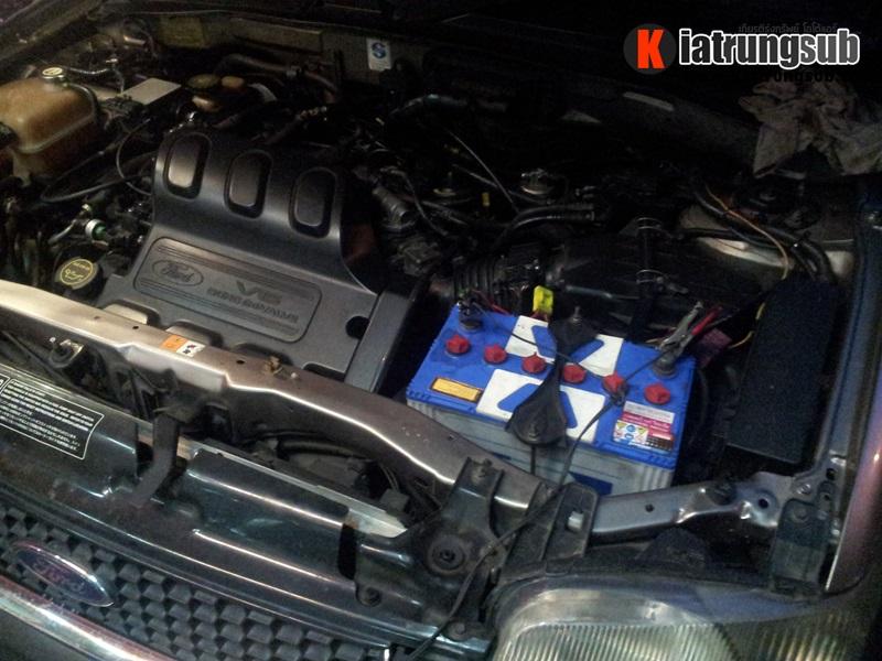ซ่อมรถยนต์ Ford