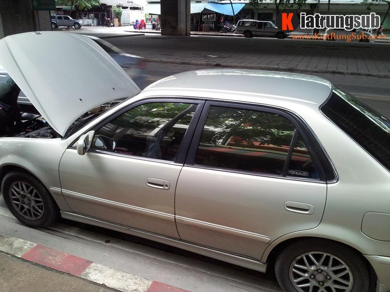 ซ่อมแอร์รถยนต์ toyota
