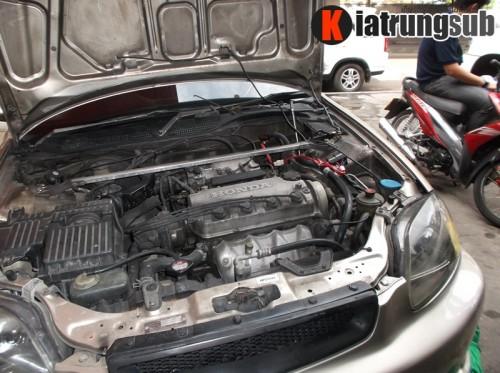 ซ่อมรถยนต์ Honda